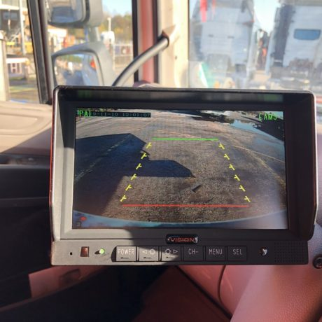 Reversing Cameras for Commercial Vehicles