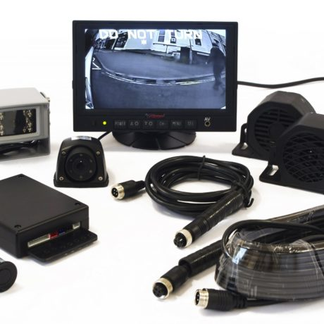 Driver Vision and Audible Warning Safety Systems